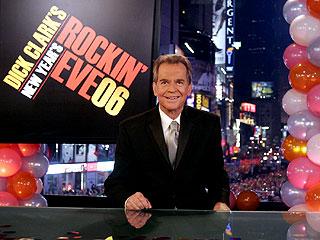 Dick clark 2008 new years eve