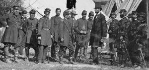 McClellan-Lincoln Antietam-631